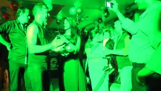Actress Richa Soni With Sudip Pandey Dhwanit Dance Party-Honey Singh Song