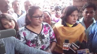 Rani Chatterjee Dengu Safai Abhiyan 7