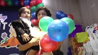 Top Model Richa Soni With Child Baby Dhwanit  His Birthday Party