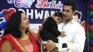 Dhwanit Birthday Party Interview By Ram Chandra Yadav P.R.O.