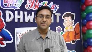 Interview Of Music Director Aman Shlok- Dhwanit Birthday Party