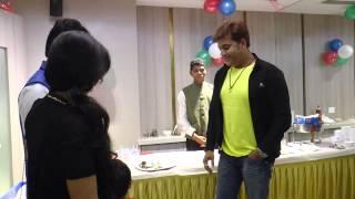 Bhojpuri Star Ravi Kisan & Actor Mahesh Raja Talking- Dhwanit Birthday Video Leaked