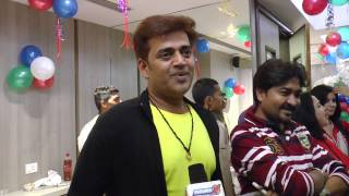 Ravi Kishan Interview- Dhwanit Birthday Party
