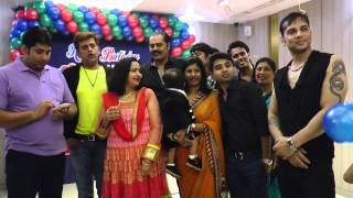 Ravi Kisan,Sudip Pandey,And  Actress Video Leaked At Birthday Party