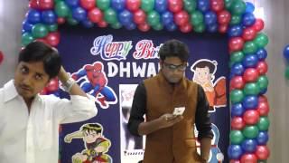 Dhwanit Birthday Party-Masti Time