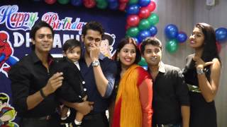 Happy Birthday -Dhwanit