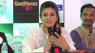 Good Home Arts- Ravina Tandon Speech