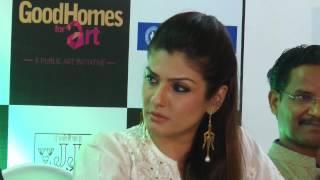 Ravina Tandon Speech For Good Home Arts
