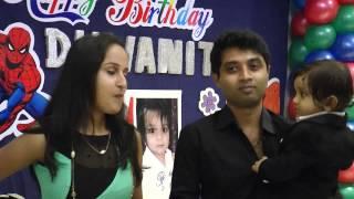 Dhwanit Birthday Party