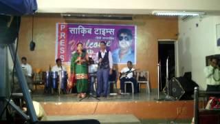 Watch Sakib Times Press Award I Bhojpuri Actress Sangita