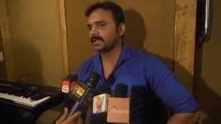 Muhurt of Bhojpuri Film Bewafa Sanam Interview of Actor Saahil shaikh