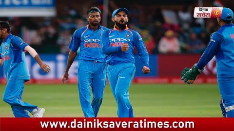 India-Pakistan के Match में Weather बन सकता है रुकावट