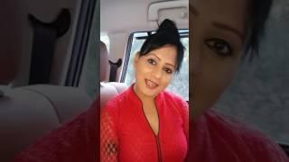 Actress Sangeeta Tiwari With Super Star Khesari Lal Yadav Bhopuri Nepali Star Night Show