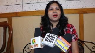 Singer Indu Sonali Song Recording For Bhojpuri Movie  Dagabaz