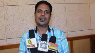Interview of Music Director Damodar Raao For Bhojpuri Movie Dagabaz song Recording