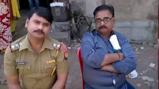 Actor Singer Manoj Arpan On Location Shooting Bhojpuri Film Aar Paar ke Mala Chadaibo Ganga Maiya