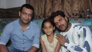 Khesari Lal Yadv's Doughter Kriti Apeal to Audience  Bhojpuri Movie MEHANDI LAGA KE RAKHNA