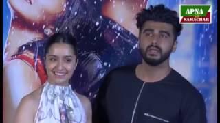 Half Girlfriend Movie Trailer Launch Arjun Kapoor Shraddha Kapoor 3