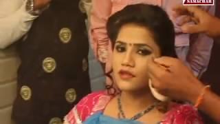 भोजपुरी फिल्म ग़दर 2  ऑन लोकेशन शूट with Rupal Pandey