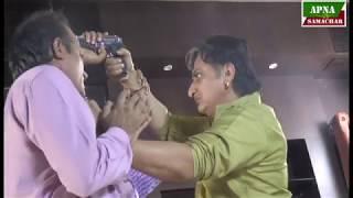 Bhojpuri Movie Production No.1-  On Location Shoot - Actor Rishabh Kashyap - Awdesh Mishra
