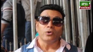 Actor Sager Pandey Junior Salmaan Khan - Ayush Jadega Film Dhadkan - Review