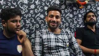 Singer Sarvendra Bhojpuriya का जन्मदिन मनाये निर्देशक रितेश ठाकुर