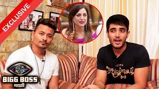 Kishori Shahane Left 6 BIG MOVIES For Bigg Boss Marathi 2, Says Son Bobby Vij | Exclusive Interview