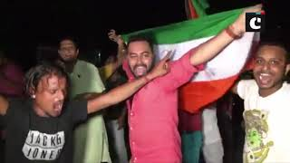 CWC 19: Cricket fans all over India celebrate win against Pakistan