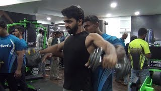 Goa Gets Its First 24hrs Gym!