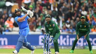 India VS Pakistan Match | Rohit Sharma Century | Icc Live | Virat Kohli | Top Telugu TV