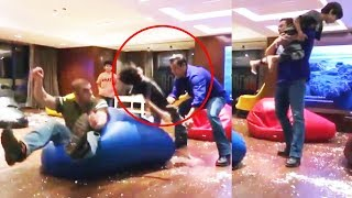 Salman Khan Playing With His Nephew Yohan Will Melt Your Heart