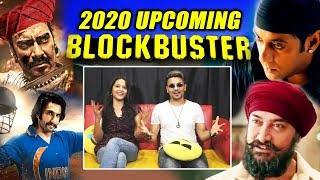 2020 Bollywood Upcoming Blockbuster Movies | 83 Inshallah, Tanhaji...
