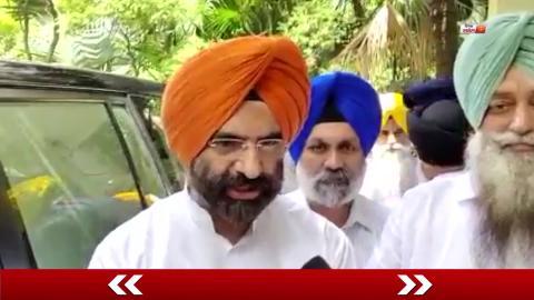 Shillong के Sikhs की Security को लेकर Meghalaya के CM से मिले Harsimrat Badal