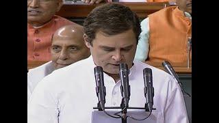 Rahul Gandhi takes oath at the inaugural session of 17th Lok Sabha
