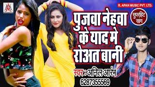 पुजवा नेहवा के याद में रोअत बानी - Pujwa Nehawa Ke Yaad Me Rowat Bani - अनिल आरंभ - Anil Aarnbh