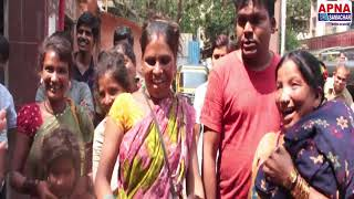 PUBLIC REVIEW BHOJPURI MOVIE - CHANA JOR GARAM  at Mayur Cinema Hall, Mumba