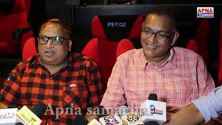 """Hill view villa"" Hindi film Director- Prafulla Srivastava ,Producers Interview"