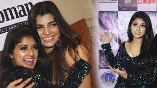 Arishfa Khan And Mamta Sharma At Grand Finale Of Perfect Miss & Mr Teen India 2019