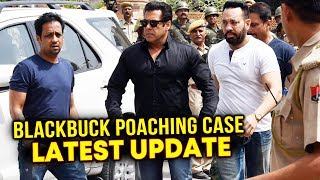 Big Relief For Salman Khan In Blackbuck Poaching Case    Jodhpur Court   Latest Update