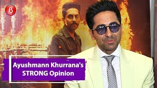 Ayushmann Khurranas STRONG Opinion On India-Pakistan World Cup Match