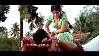Darshan and Radhika Movie Super Hit Scene || Kannada New Movie Scenes