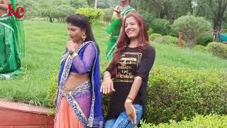 #Making - देखिये भोजपुरी सांग की Shooting कैसे होता है - Live Shooting Bhojpuri Songs 2018