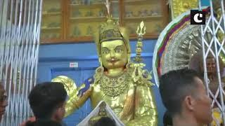 Tibetans celebrate holy month 'Saka Dawa' in HP's Dharamshala