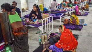Bihar: Encephalitis death toll mounts to 108 in Muzaffarpur