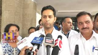 18 JUNE N 3  Doctors in Hamirpur Medical College boycott OPD objection