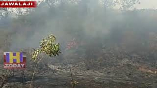18 JUNE N 9 There was a sudden fire in the woods of Fakloh, the region which began with Jwalaji.