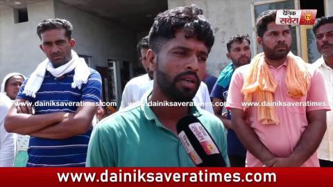 Video- Satluj में किश्ती डूबने से 3 की मौत, प्रशासन ने नहीं ली कोई सार