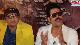 मेगास्टार रवि किशन ने कहा भारत देश चलाने के लिए मोदी जी से अच्छा कोई लीडर नहीं