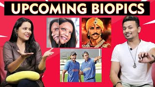 Upcoming Bollywood Biopics That Will Make You Super Excited!