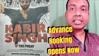 Kabir Singh Advance Booking Opens Now